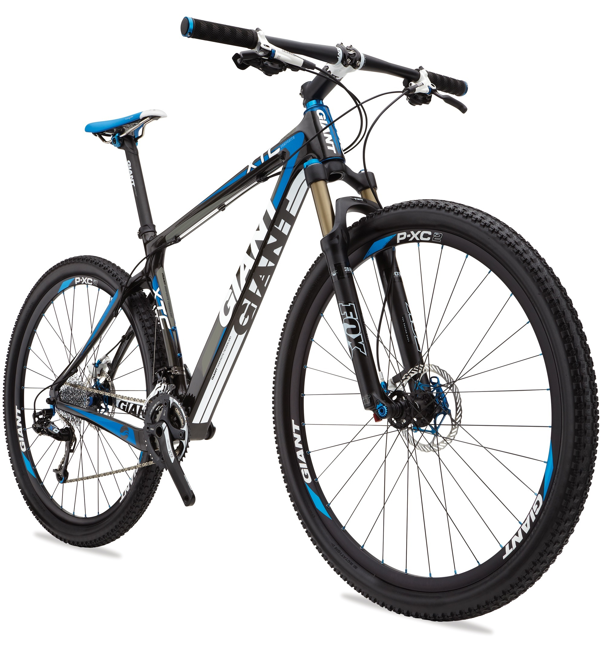 Bikes Giants Giant s New XTC Composite er