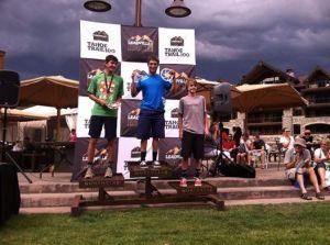 podium TT100